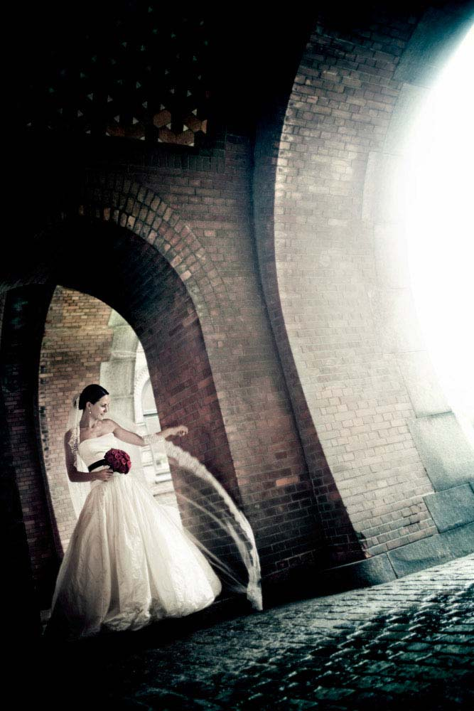 kreative bryllupsfoto Fredericia