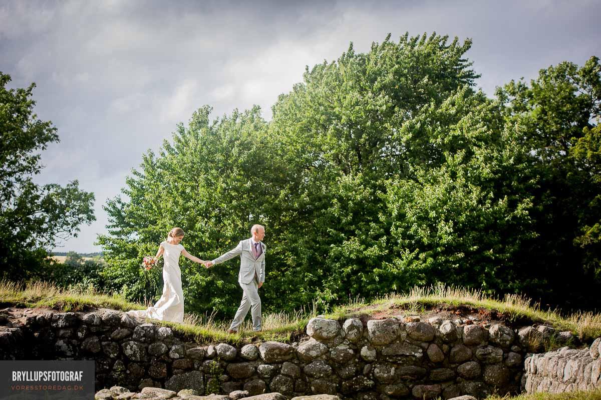 Bryllupsrejsen Fredericia
