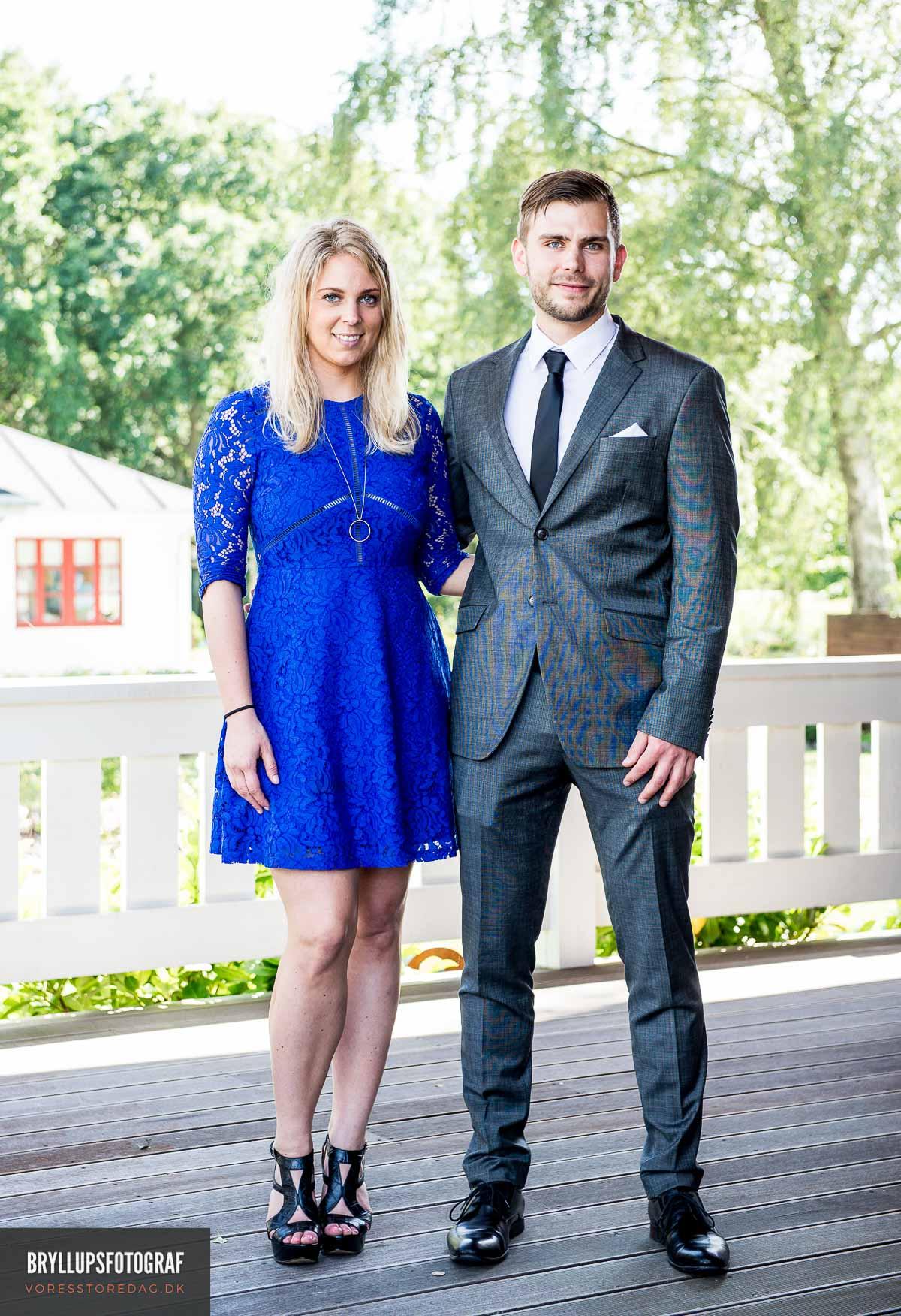 Afstem forventningerne med bryllupsfotografen om, hvor mange billeder I får udleveret efter brylluppet.