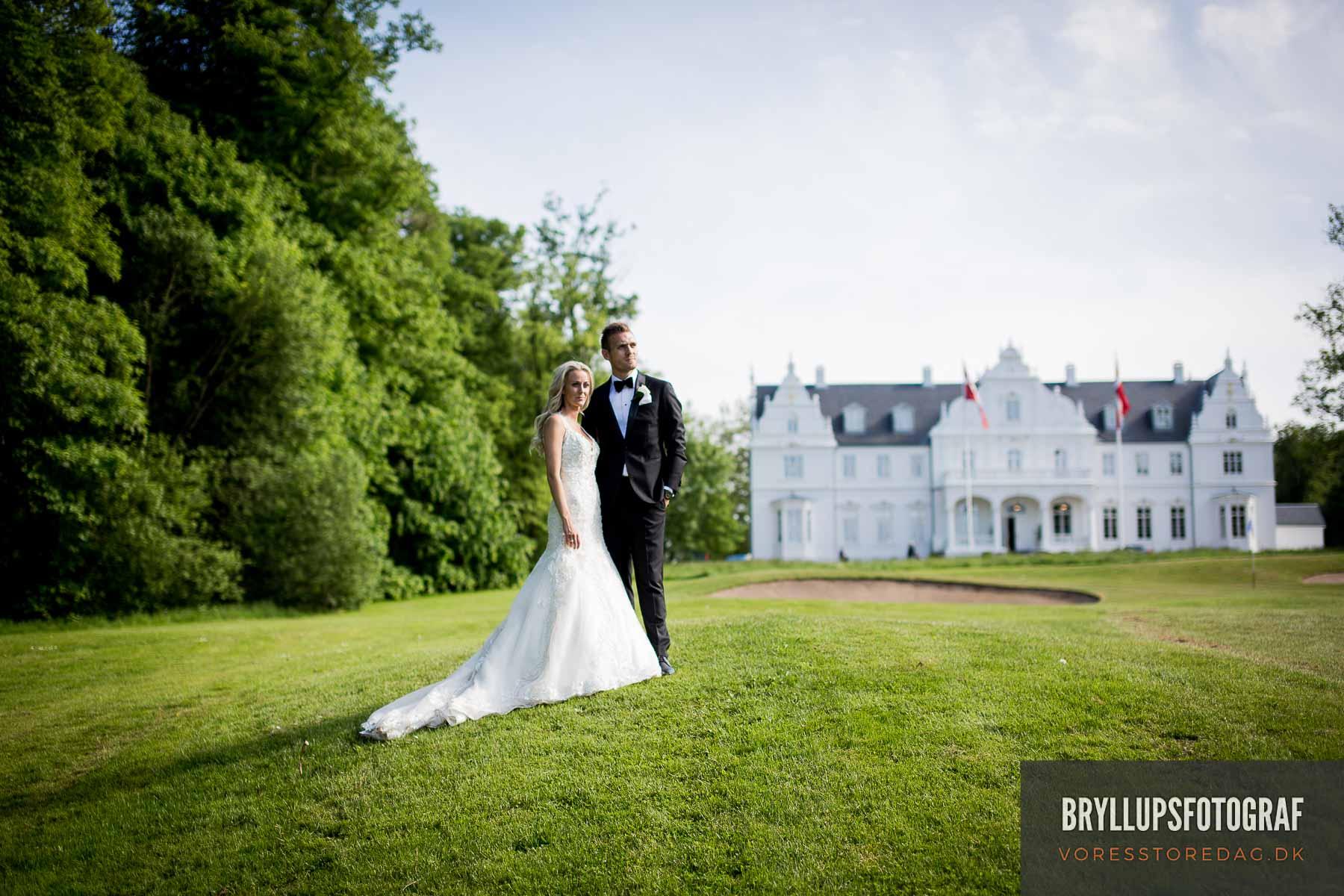 En fantastisk bryllupsfotograf Fredericia