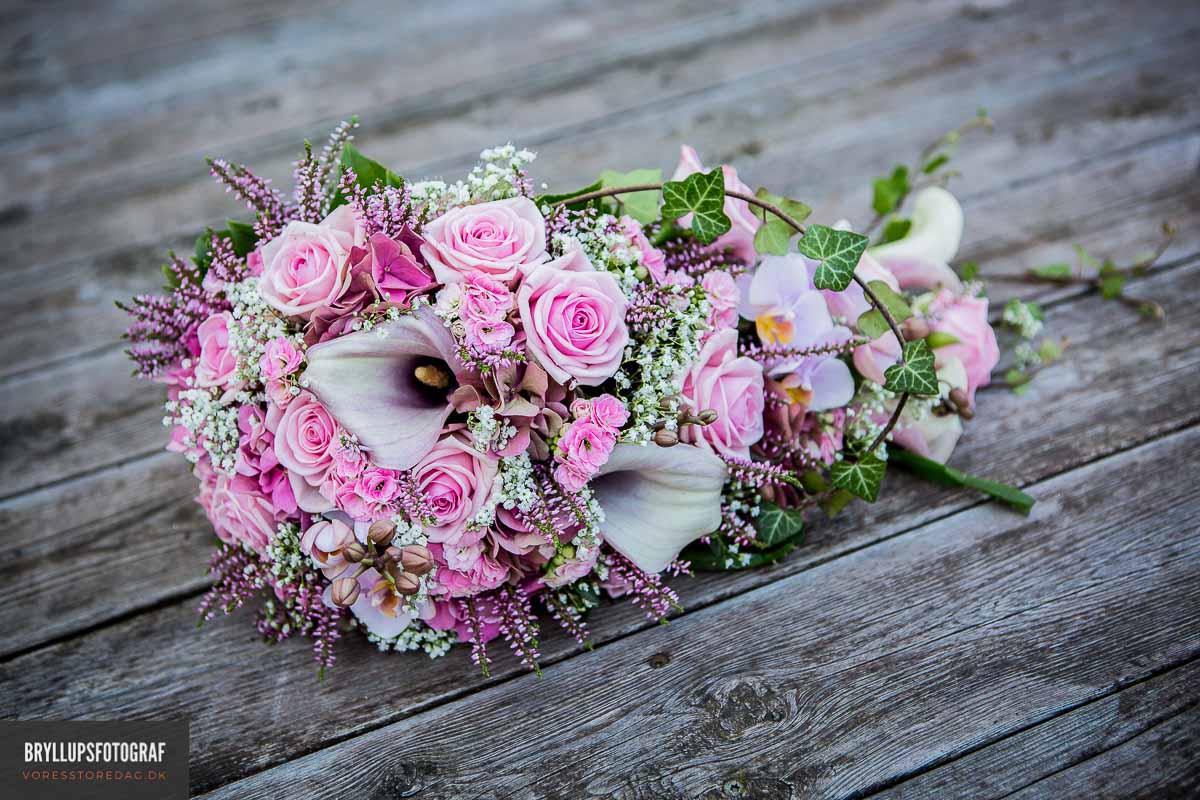 brudebuketten Fredericia