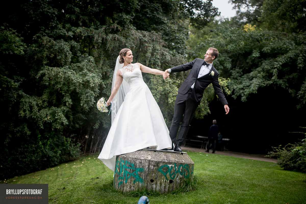 Certificeret bryllupsfotograf
