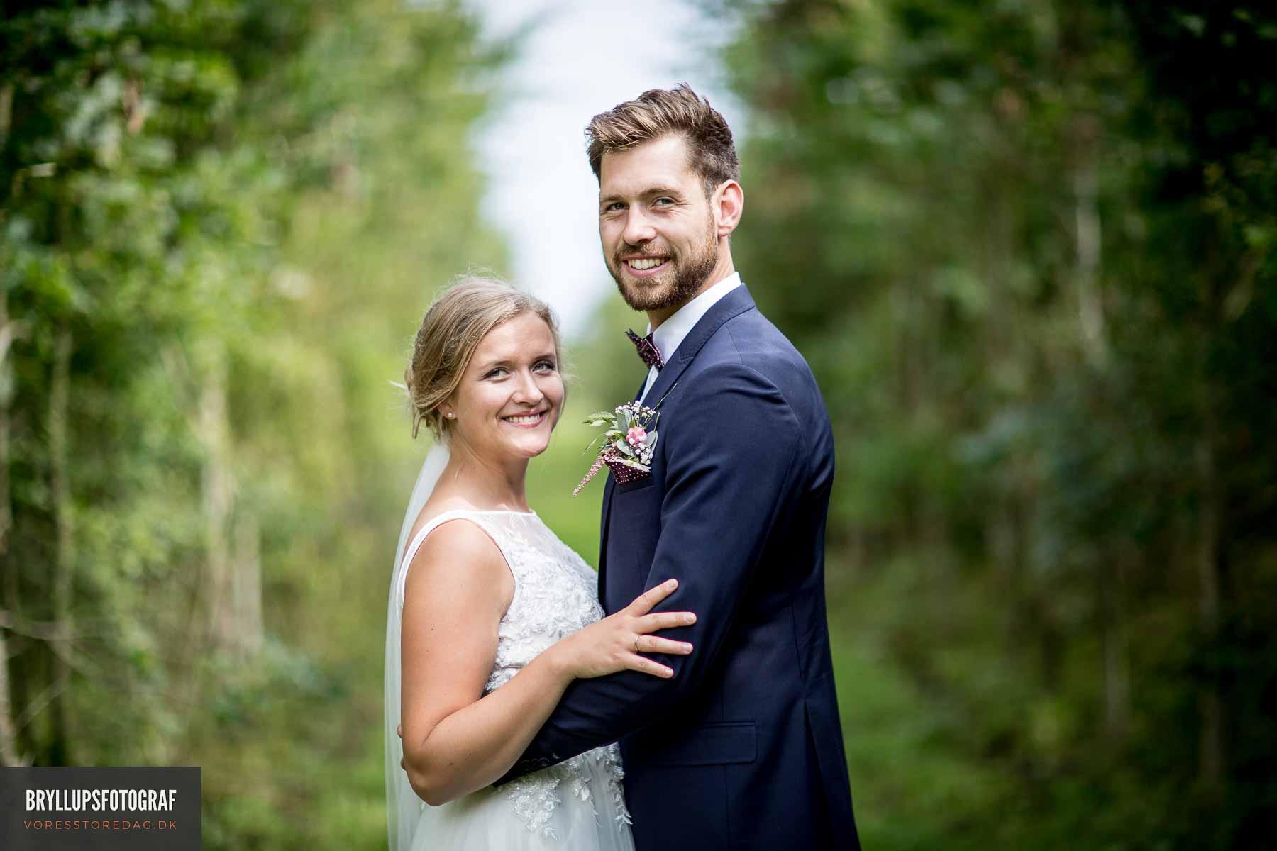Jeg vil ikke nøjes med at dokumentere hvordan jeres bryllupsdag
