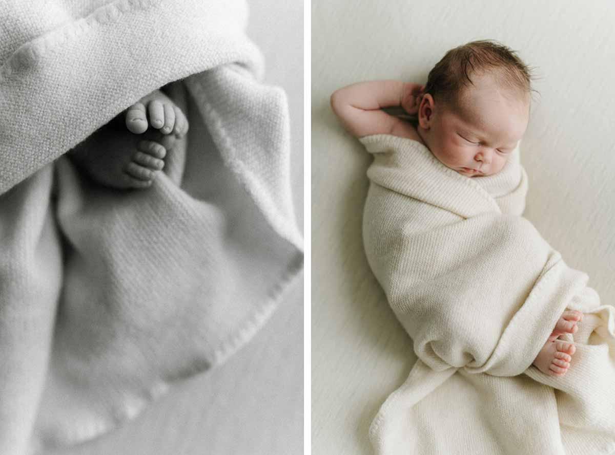 Newborn foto, baby foto i Fredericia