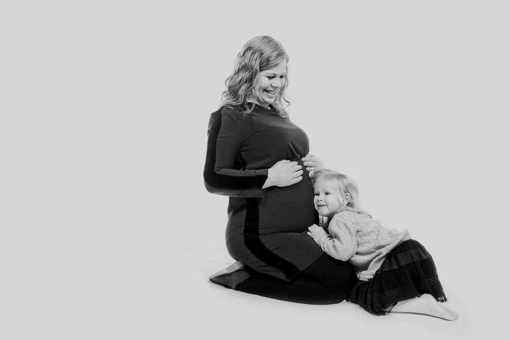 fotograf til gravid i Fredericia