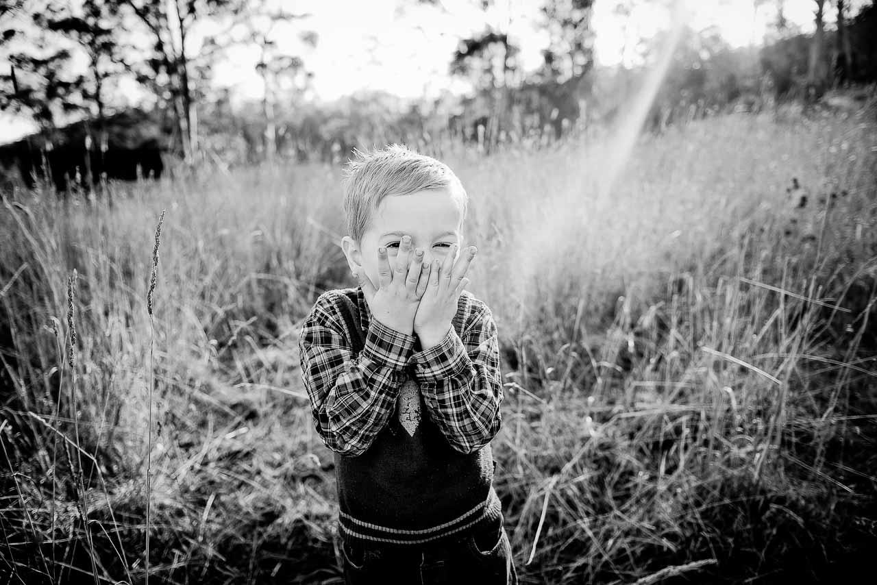 Professionel kreativ børnefotograf fra Fredericia